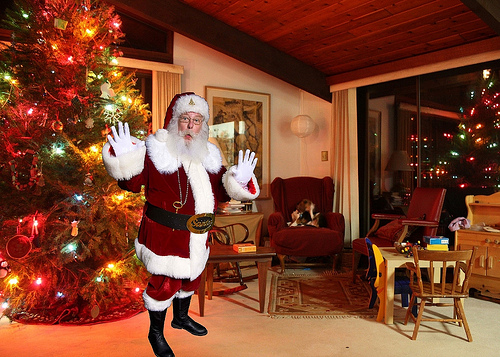 Catch Santa In Your House Keepsake Photo Giveaway